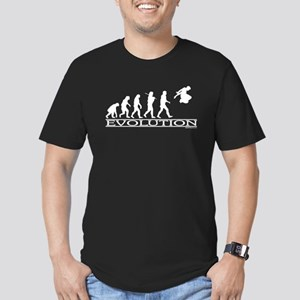 Evolution Parkour Men's Fitted T-Shirt (dark)