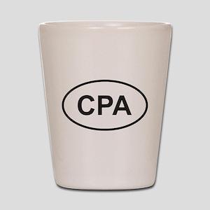 cpa Shot Glass
