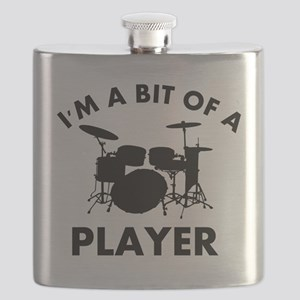 Cool Drums designs Flask