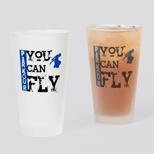 Parkour - You Can Fly Drinking Glass