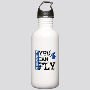 Parkour - You Can Fly Stainless Water Bottle 1.0L
