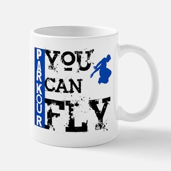 Parkour - You Can Fly Mug