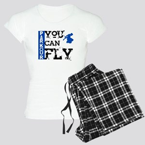 Parkour - You Can Fly Women's Light Pajamas