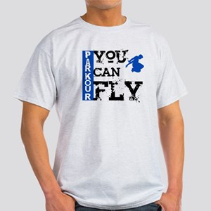Parkour - You Can Fly Light T-Shirt