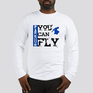 Parkour - You Can Fly Long Sleeve T-Shirt