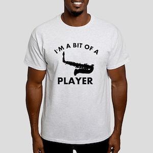 Cool Saxophone designs Light T-Shirt
