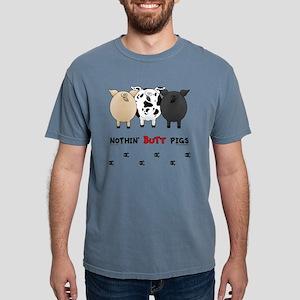 pigbuttsnew Mens Comfort Colors Shirt