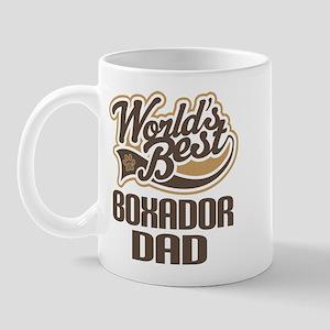 Boxador Dog Dad Mug