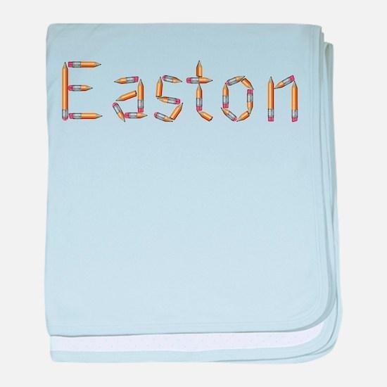 Easton Pencils baby blanket