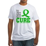 Kidney Disease Fight For A Cure Fitted T-Shirt