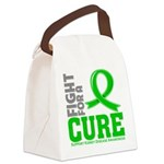 Kidney Disease Fight For A Cure Canvas Lunch Bag