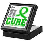 Kidney Disease Fight For A Cure Keepsake Box