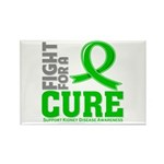 Kidney Disease Fight For A Cure Rectangle Magnet (
