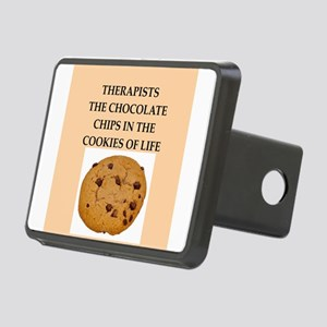 therapist Rectangular Hitch Cover
