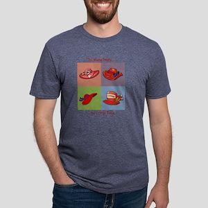 RH Shirt 10x10 08 Mens Tri-blend T-Shirt