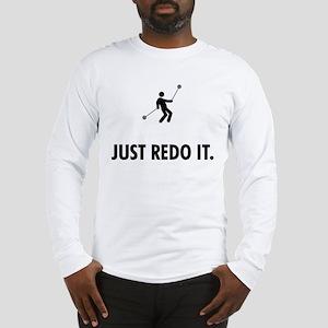 Yo-Yo Playing Long Sleeve T-Shirt