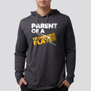 parent_trombone_dark Mens Hooded Shirt