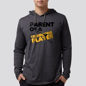 parent_trombone Mens Hooded Shirt