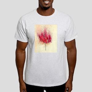fire tree Light T-Shirt