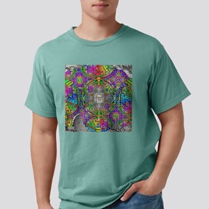 Jerry Tripping Garcia Mens Comfort Colors Shirt
