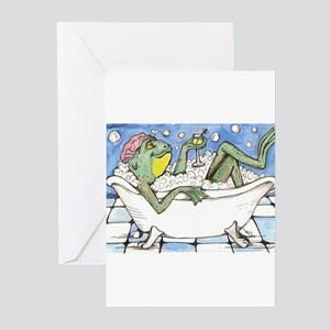 Flyin Lion Art Factory Greeting Cards (Package of
