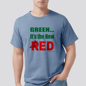 green_is_red_T Mens Comfort Colors Shirt