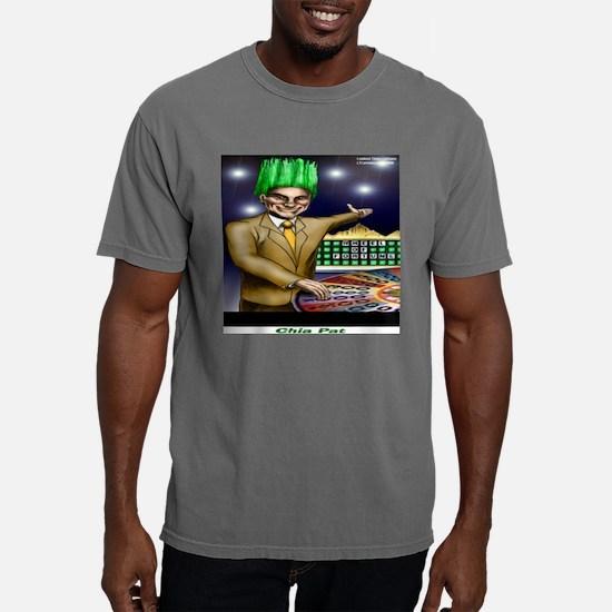 Chia Pat Mens Comfort Colors Shirt