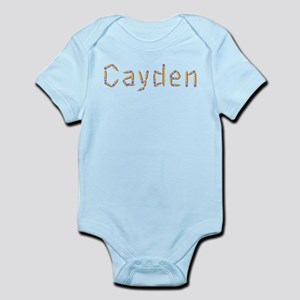 Cayden Pencils Infant Bodysuit
