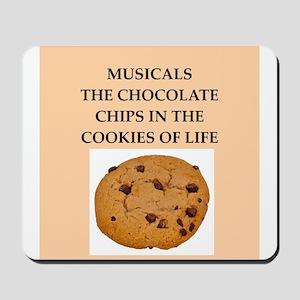 musicals Mousepad