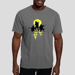 4-3-sil Mens Comfort Colors Shirt