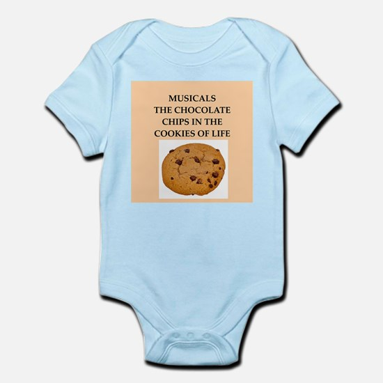 musicals Infant Bodysuit