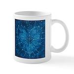 Sapphire Heart Mug