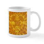 Golden Heart Mug