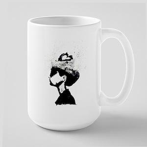 Audrey Hepburn Large Mug