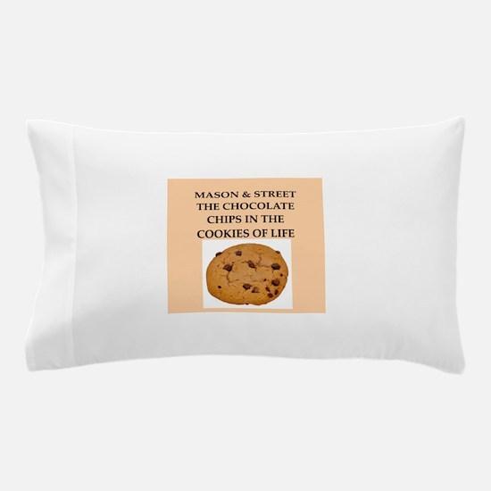 mason and street Pillow Case