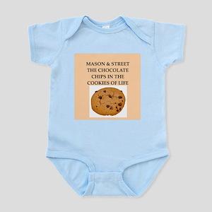 mason and street Infant Bodysuit