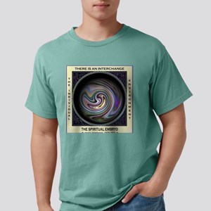 The Spiritual Embryo -Mo Mens Comfort Colors Shirt
