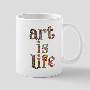 Art is Life Mug