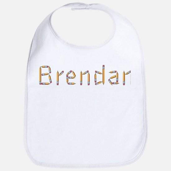 Brendan Pencils Bib