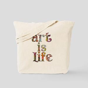 Art is Life Tote Bag