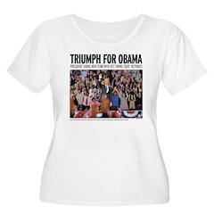 Triumph for Obama T-Shirt