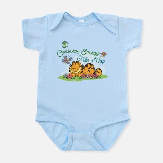 Conserve Energy Infant Bodysuit