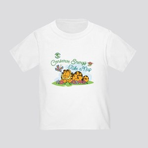Conserve Energy Toddler T-Shirt