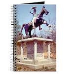 Andrew Jackson on Horseback Journal