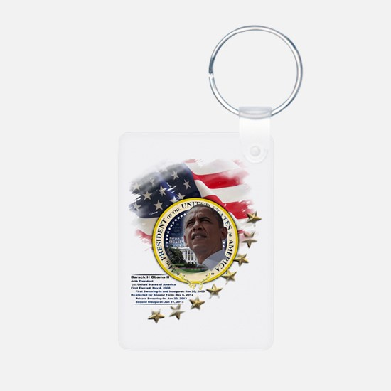 44th President: Keychains