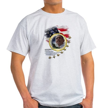 44th President: Light T-Shirt