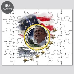44th President: Puzzle