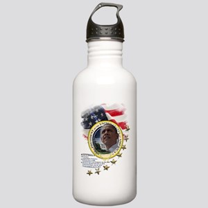 44th President: Stainless Water Bottle 1.0L