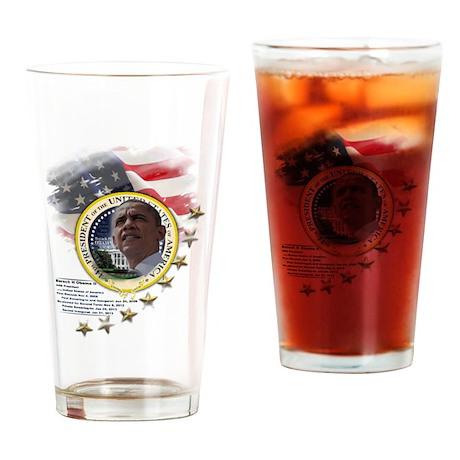 44th President: Drinking Glass