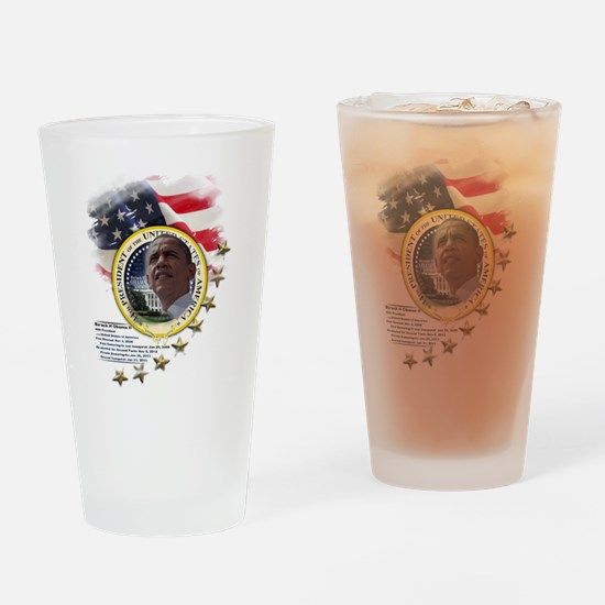 44th President: Drinking Glass